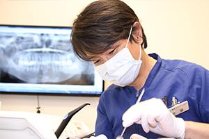 一般歯科 ~削らない・抜かない治療~