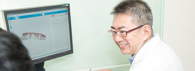 当院のドクター松岡がインビザライン矯正を体験しました