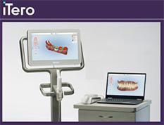 光学スキャナー iTeroでスピード矯正が可能に